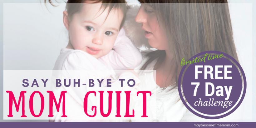 mom-holding-baby-mom-guilt-challenge